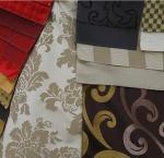 Негорючие портьертные ткани для штор.