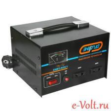 Стабилизатор напряжения Voltron Энергия snvt-500 Однофазный