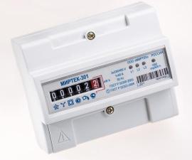 счетчик электроэнергии трехфазный однотарифный МИРТЕК-301-D33-230-5-60 (10-100) А-М7