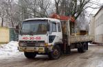 Услуги крана-манипулятора, такелажные работы в Смоленске