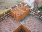 Стеклотканевая сетка 5х5 мм для керамических блоков, экономия раствора