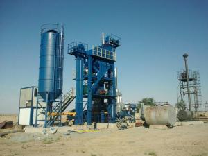 Мобильный асфальто-бетонный завод RD-60