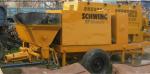 Стационарный бетононасос SCHWING SP 305 electro