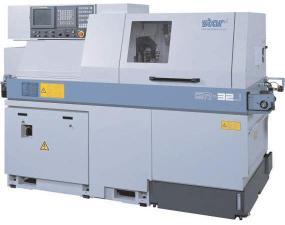 Токарный автомат продольного точения SV 32