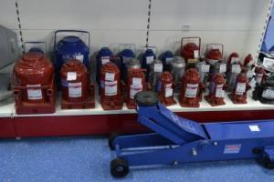Домкрат гидравлический бутылочный 50 тонн, автономный модель 3.50