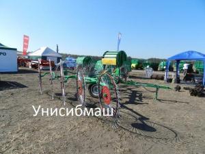Грабли колесно пальцевые ГКП-6,3