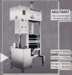 Установка для разлива пива (др. жидкостей) в кеги, из Германии, новая. Multimat MT/2