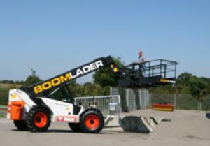 Погрузчик телескопический Bobcat T 40140