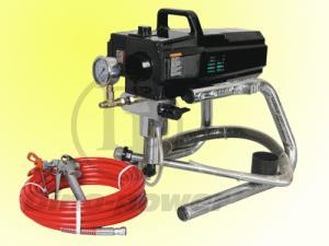 DP Airless DP-6640i - окрасочный агрегат DP-6640i