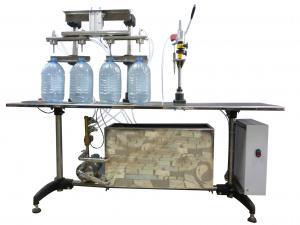 Аппарат разлива спокойных жидкостей в 5л. тару РПС-5