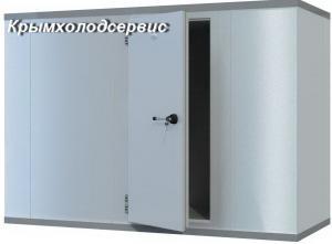 Холодильные камеры хранения молочной продукции.Доставка,установка.