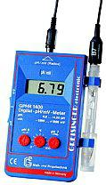 Цифровой измеритель pH/mV Greisinger GPHR 1400