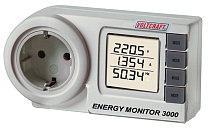 Voltcraft Измеритель электрической мощности EM-3000