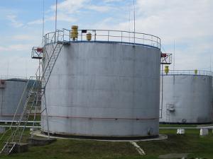 Резервуары вертикальные стальные РВС. РВСП, РВСС, от 100м3 до 50000м3