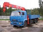 Кран Манипулятор Выборг , грузовик с краном, Борт+Кран, 2в1.
