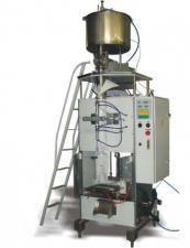 """Автомат розлива и упаковки молочных и других жидких продуктов """"Зонд-Пак"""" модель 22.01 производительностью до 30 пакетов в минуту"""