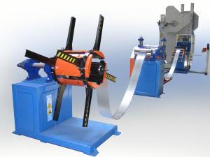 Автоматизированные штамповочные и перфорационные комплексы
