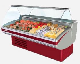 Витрина холодильная GAMMA-2 -1200 CRYSPI