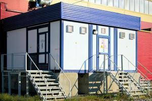 Комплектные трансформаторные подстанции в модульных зданиях