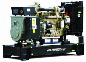 Дизель-генератор PowerLink 80-500 кВт