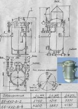 Автоклав для консервов паровой Б6-КА2-В-2