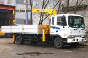 Автофургоны от производителя, Европлатформы, удлинение колесной базы hyundai hd 65 / 78, 120