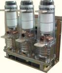 Вакуумные выключатели серии ВВУ-10кВ с пружинно-моторным приводом