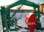 Погрузчик-экскаватор ПЭ-Ф-1Б/БМ - навеска на трактора МТЗ/ЮМЗ