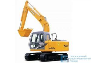 КАТО HD512R