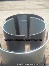 Форма для производства колодезных колец КС 10.9