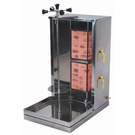 Шаурма газовая с ручным приводом купить по цене 50850 руб. в Хабаровске на PromPortal.Su (ID# 3996899)