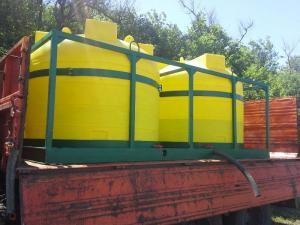 Емкости для перевозки, перекачки, сбора воды и жидких отходов Кассета 4500х2 S