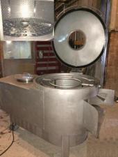Центрифуга для очистки слизистых субпродуктов MCM By 38