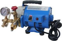Опрессовщик систем отопления электрический НИЭ-6-60