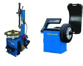 Шиномонтажное оборудование Rudetrans комплект