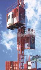 Грузопассажирские мачтовые подъемники SC100 и SC200, до 2 тонн