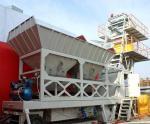 Бетонные заводы производительностью 25, 35, 50 и 100 кубов.