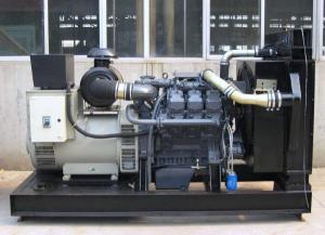 Дизельные электростанции на двигателях John Deere
