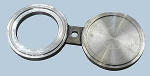 Заглушки очковые поворотные (обтюраторы) по Т-ММ-25-01-06 и АТК 26-16-5-93, ASME B16.48