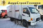 Автофургон Hyundai Mighty (HD78)