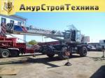 Кран самоходный Zoomlion RT-35