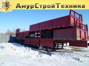 Полуприцеп бортовой TONGYADA CTY9407-2