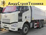 Самосвал FAW J6P 6x4