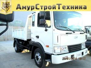 Самосвал Hyundai Gold (HD120)