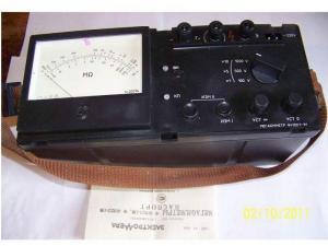 Мегаомметры ф4102/1 - М1