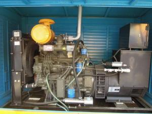Дизельная электростанция 60 кВт
