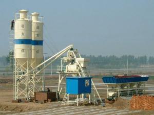 Бетонный завод HZS30 по наличию на складе продам