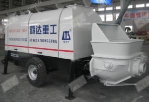 Китайский бетононасос HBT 60.16.174RS
