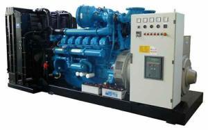 Промышленные автономные дизель-генераторные установки (АДГУ) мощностью от 600 до 3000kW.