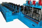 Линия производства кабельных лотков лестничного типа